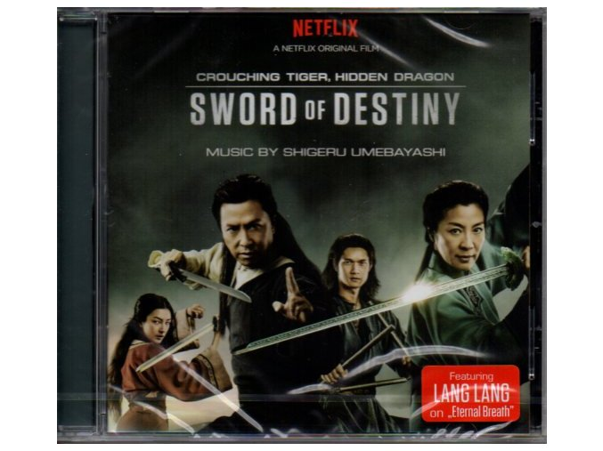 crouching tiger hidden dragon sword of destiny soundtrack shigeru umebayashi