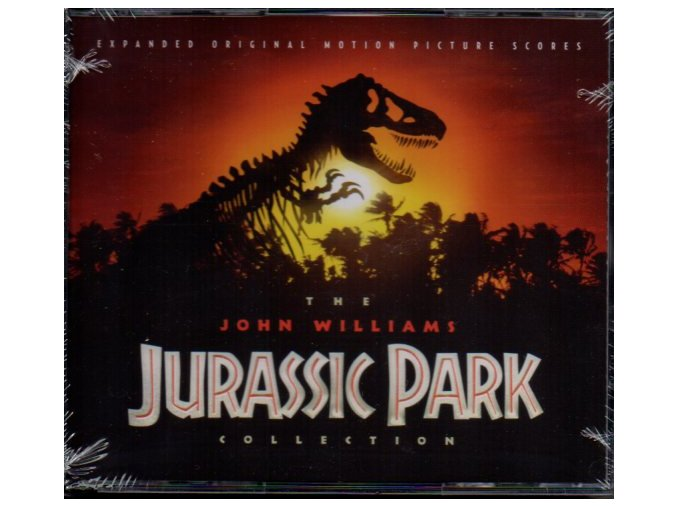 jurassic park soundtrack collection john williams