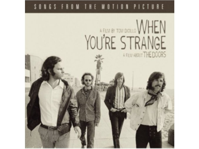 The Doors - When You're Strange (Original Soundtrack) (Music CD)