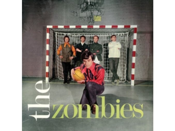 ZOMBIES - The Zombies (Clear Vinyl) (LP)