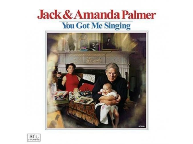 JACK PALMER / AMANDA PALMER - You Got Me Singing (LP)