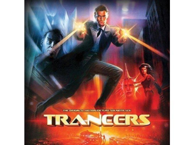 ORIGINAL SOUNDTRACK / MARK RYDER & PHIL DAVIES - Trancers (LP)