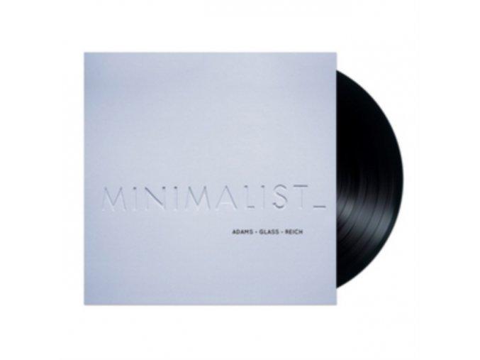 CHRISTOPHER WARREN-GREEN - Minimalists (LP)