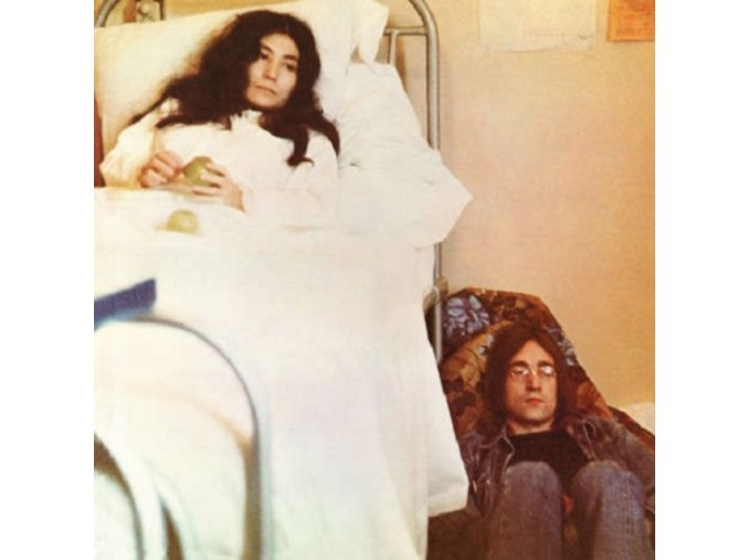 JOHN LENNON & YOKO ONO - Unfinished Music / No. 2: Life With The Lions (LP)
