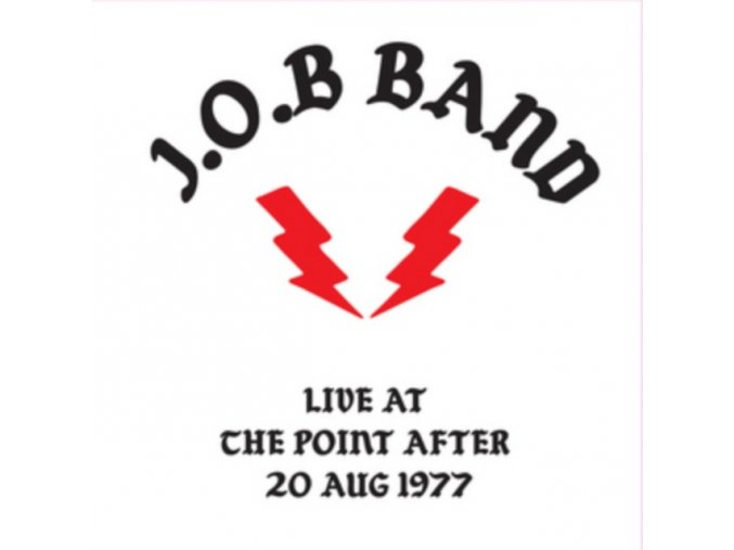 J.O.B. - Live At The Point After (LP)