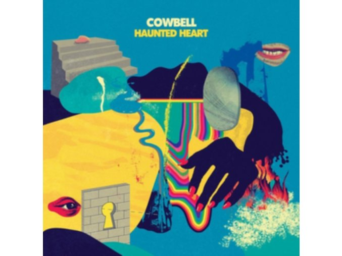 COWBELL - Haunted Heart (LP)