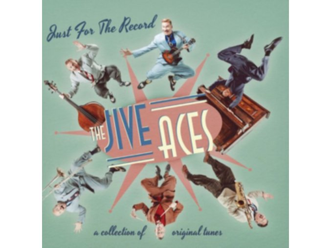 JIVE ACES - Just For The Record (LP)