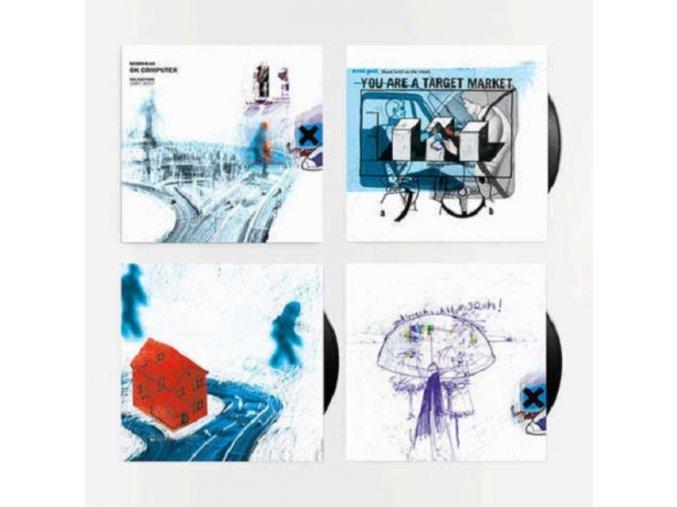 RADIOHEAD - Ok Computer - Oknotok 1997-2017 (LP)