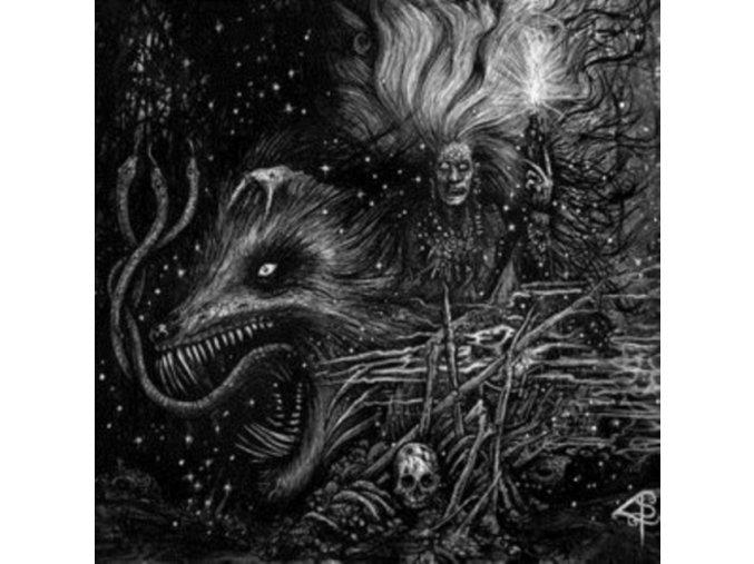 GRAFVITNIR - Obeisance To A Witch Moon (LP)