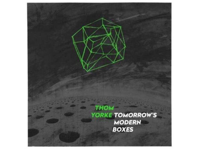 THOM YORKE - TomorrowS Modern Boxes (LP)