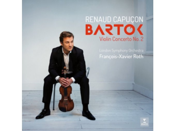 RENAUD CAPUCON / LONDON SYMPHONY ORCHESTRA / FRANCOIS-XAVIER ROTH - Bartok: Violin Concertos Nos. 1 & 2 (180G Vinyl Lp) (LP)