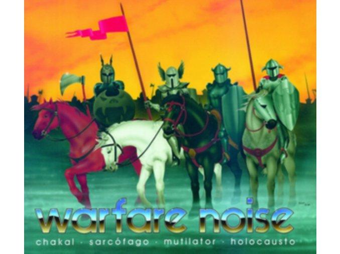 VARIOUS ARTISTS - Warfare Noise (LP)