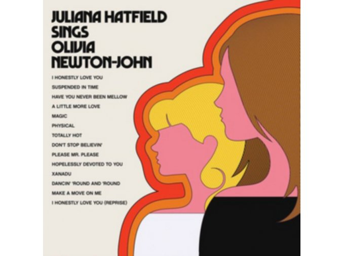 JULIANA HATFIELD - Sings Olivia Newton-John (LP)