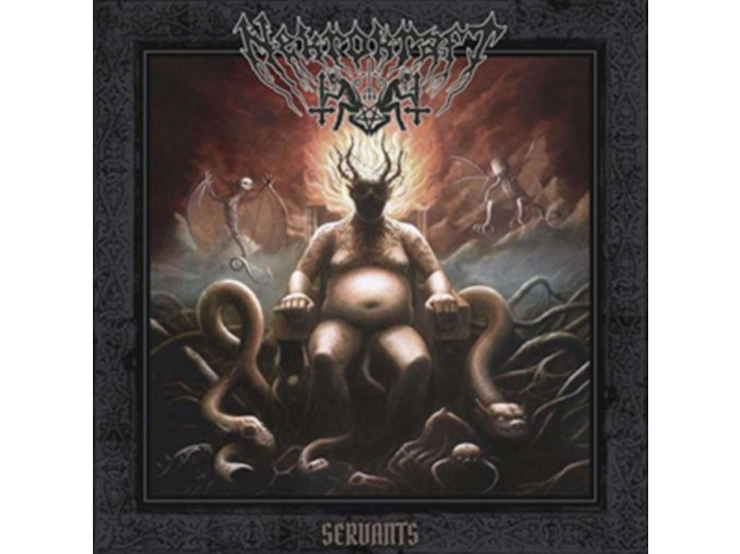 NEKROKRAFT - Servants (LP)