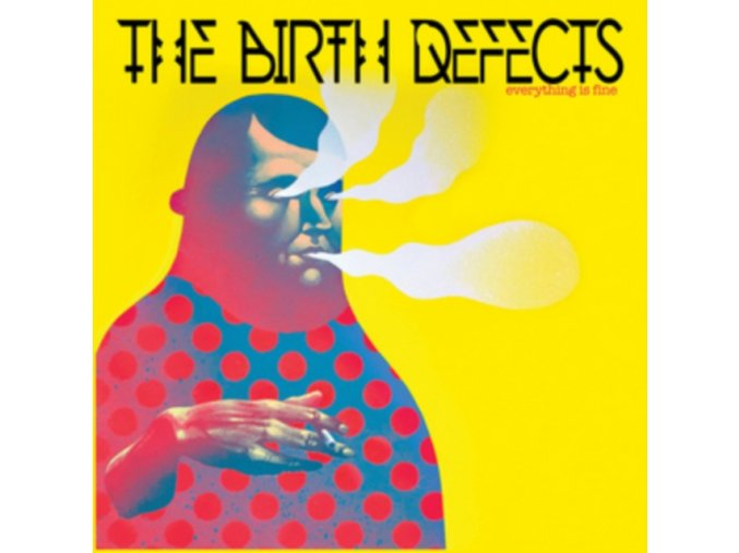 BIRTH DEFECTS - Everything Is Fine (LP)