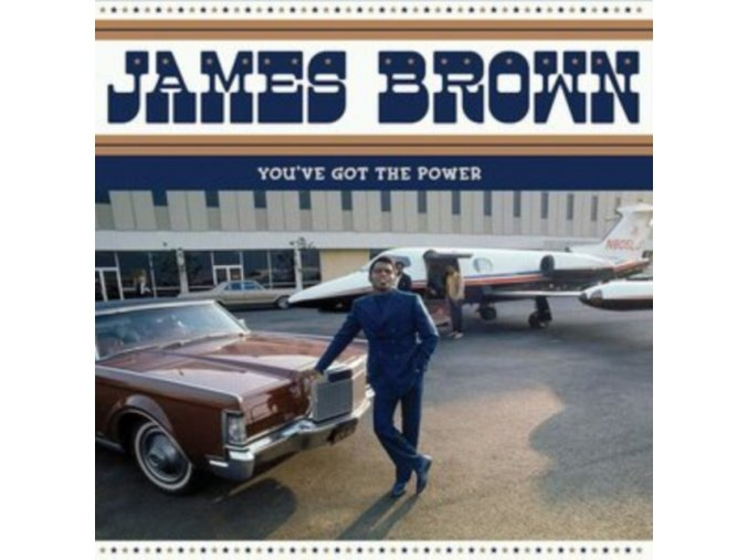 JAMES BROWN - Youve Got The Power - Federal & King Hits 1956-1962 (LP)