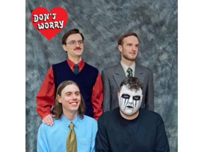 DONT WORRY - Who Cares Anyway (LP)