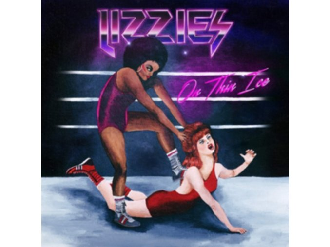 LIZZIES - On Thin Ice (LP)