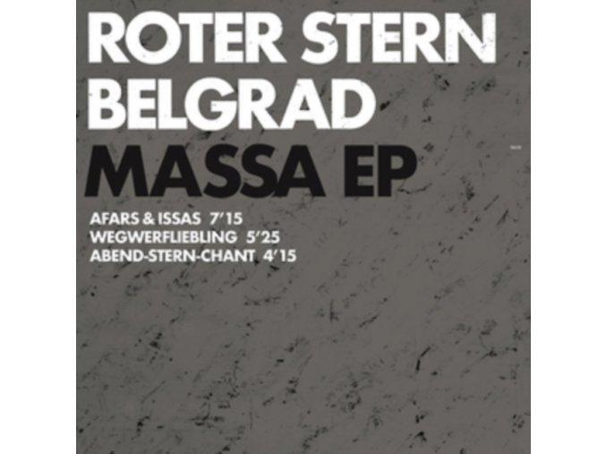 """ROTER STERN BELGRAD - Massa (12"""" Vinyl)"""