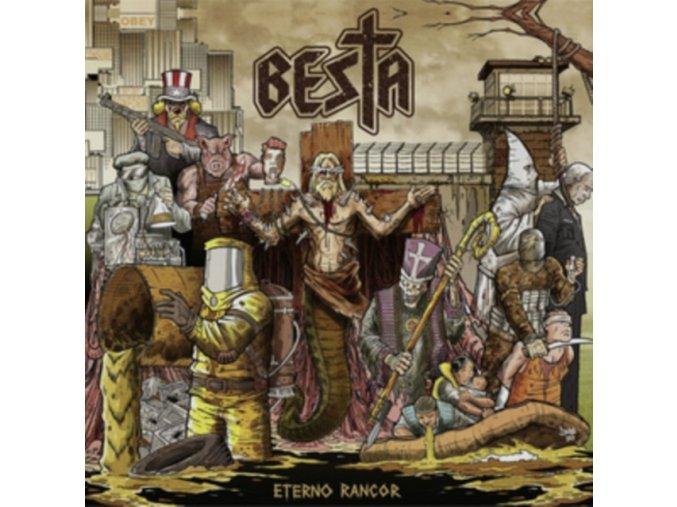 BESTA - Eterno Rancor (LP)