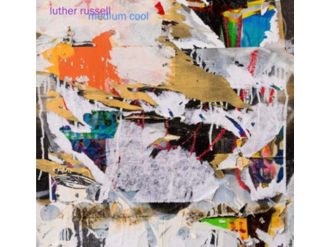 LUTHER RUSSELL - Medium Cool (LP)