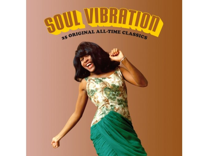 VARIOUS ARTISTS - Soul Vibration (LP)