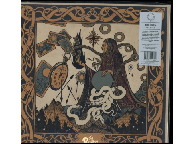 RIVEN - The Riven (LP)