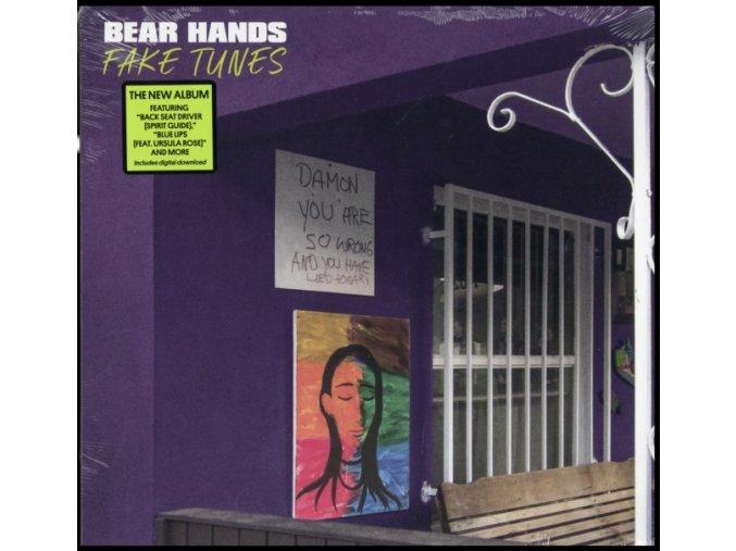 BEAR HANDS - Fake Tunes (LP)