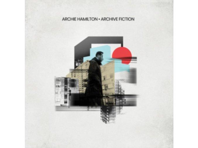 """ARCHIE HAMILTON - Archive Fiction (12"""" Vinyl)"""