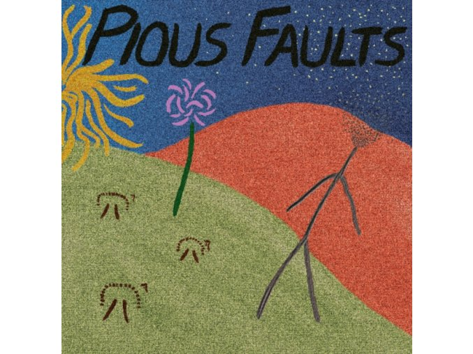 PIOUS FAULTS - Old Thread (LP)