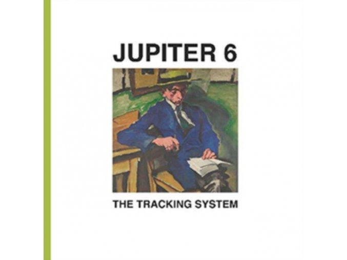 "JUPITER 6 - The Tracking System (12"" Vinyl)"