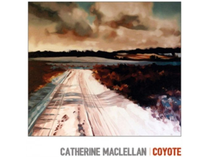 CATHERINE MACLELLAN - Coyote (LP)