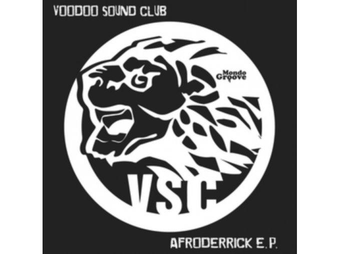 """VOODOO SOUND CLUB - Afroderrick EP (12"""" Vinyl)"""