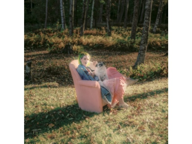 SIR BABYGIRL - Crush On Me (Biconic Edition Coloured Vinyl) (LP)