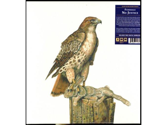 FEDERALE - No Justice (LP)