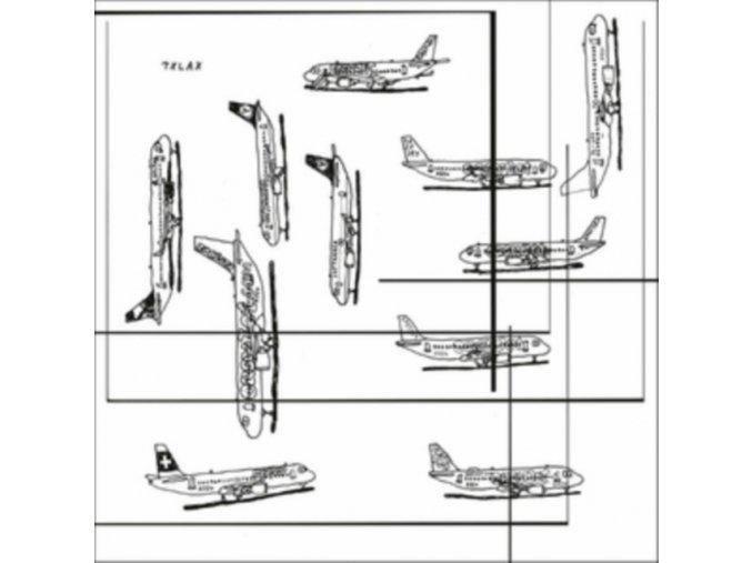 DAVE AJU - Txlax (LP)