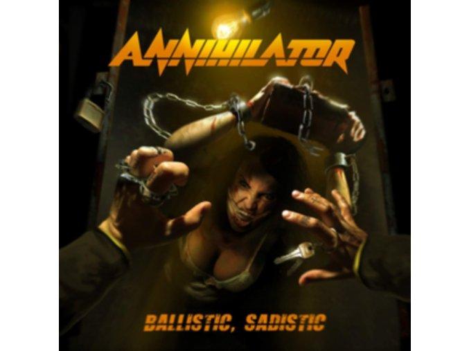 ANNIHILATOR - Ballistic. Sadistic (LP)