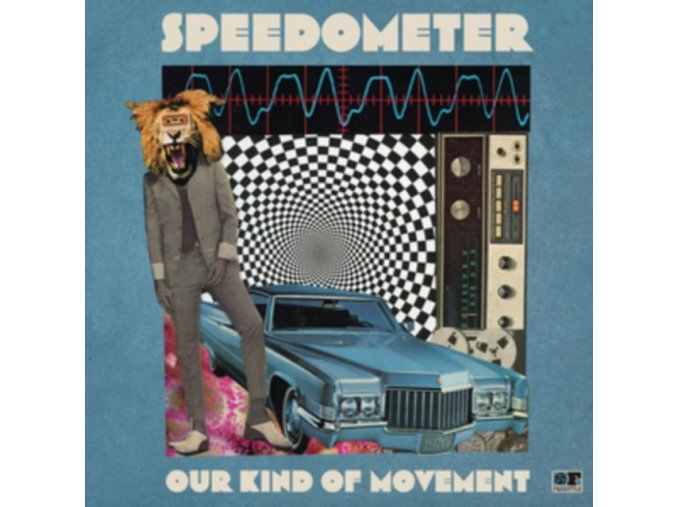 SPEEDOMETER - Our Kind Of Movement (LP)
