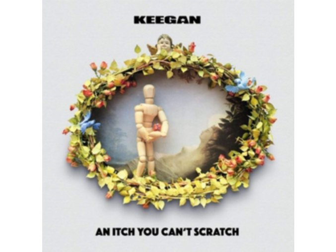 KEEGAN - An Itch You Cant Scratch (LP)