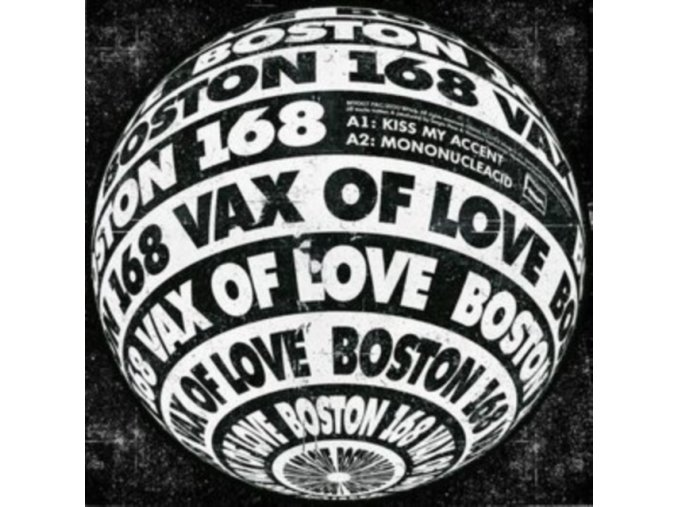 "BOSTON 168 - Vax Of Love (12"" Vinyl)"