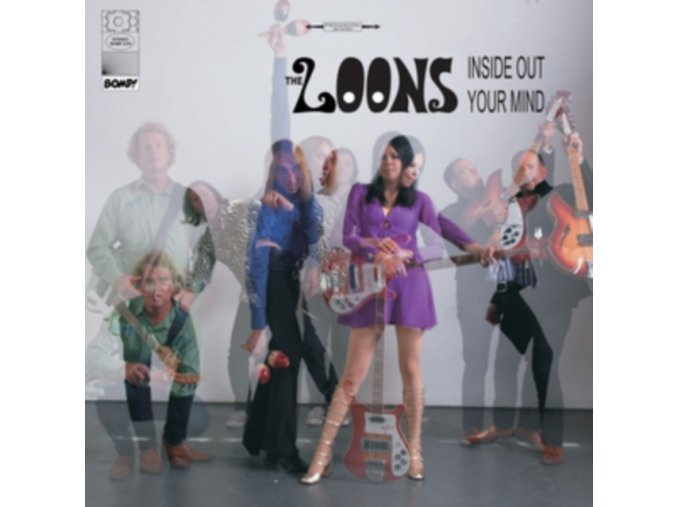 LOONS - Inside Out Your Mind (LP)