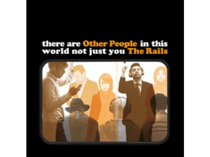 RAILS - Other People (LP)