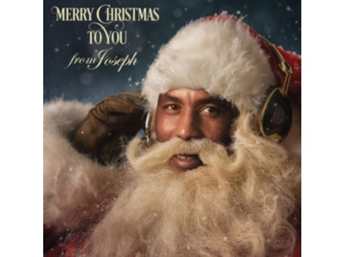 JOSEPH WASHINGTON JR - Merry Christmas To You (LP)