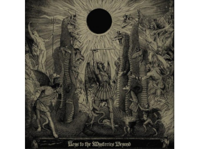 GRAFVITNIR - Keys To The Mysteries Beyond (LP)