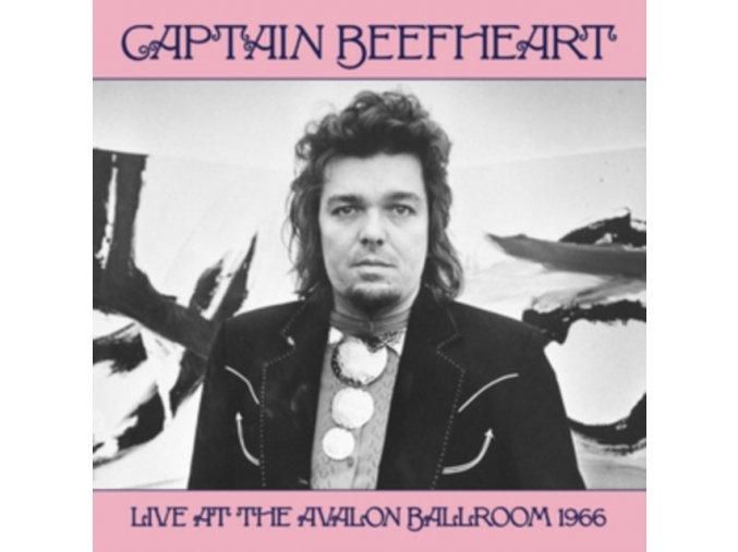 CAPTAIN BEEFHEART - Live At The Avalon Ballroom 1966 (LP)