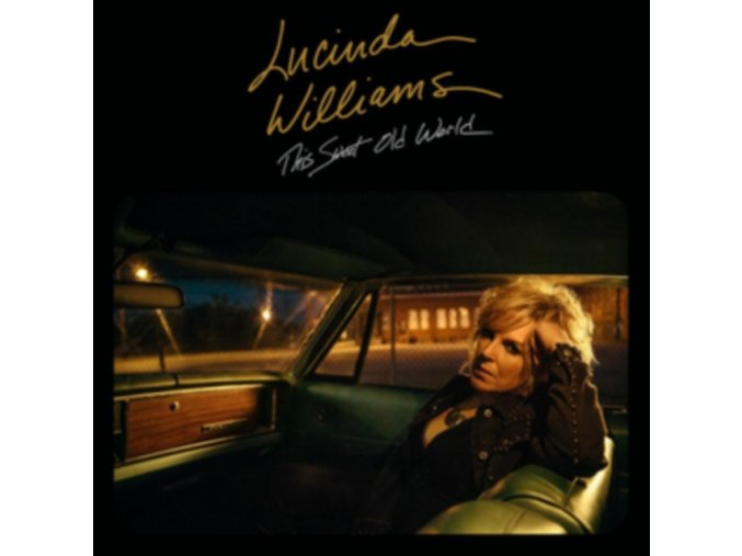 LUCINDA WILLIAMS - This Sweet Old World (LP)