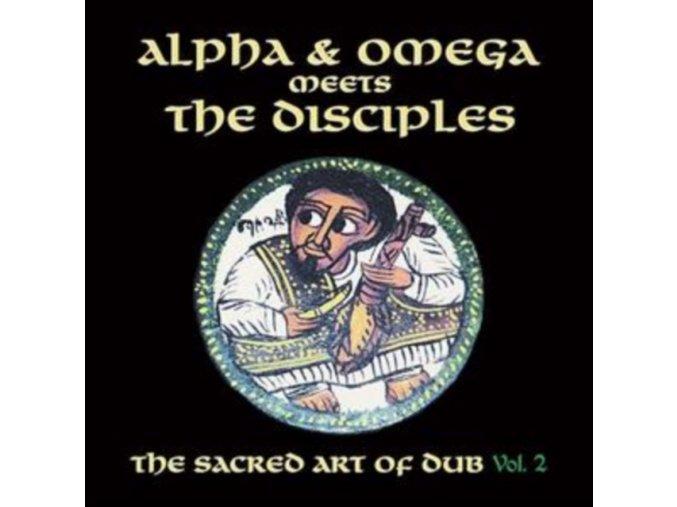 ALPHA & OMEGA / DISCIPLES - Sacred Art Of Dub Volume 2 (Rsd 2020) (LP)