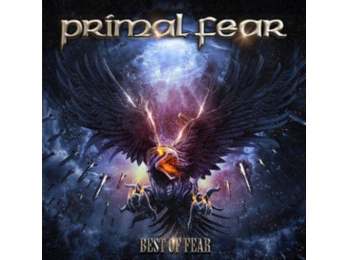 PRIMAL FEAR - Best Of Fear (LP)