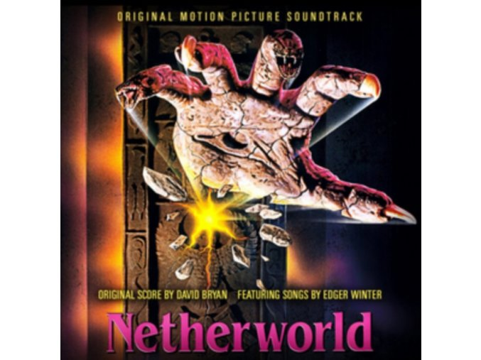VARIOUS ARTISTS - Netherworld - OST (CD)