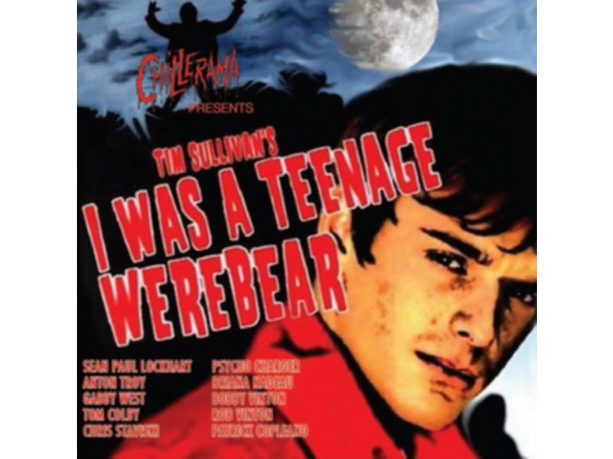 VARIOUS ARTISTS - Chillerama: I Was A Teenage Werebear (Original Motion Picture Soundtrack) (CD)
